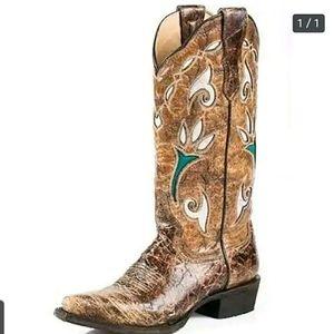 Stetson Ladies  Cowboy boots